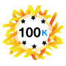 100K Karma