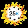 25K Karma