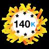 140K Karma