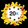 20K Karma