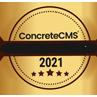 2021 Concrete CMS Services Partner