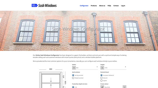 Best Price Sash Windows