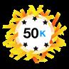 50K Karma