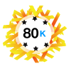 80K Karma