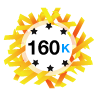 160K Karma