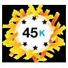 45K Karma